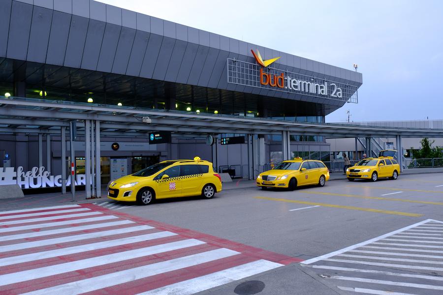 Aeroporto di Budapest