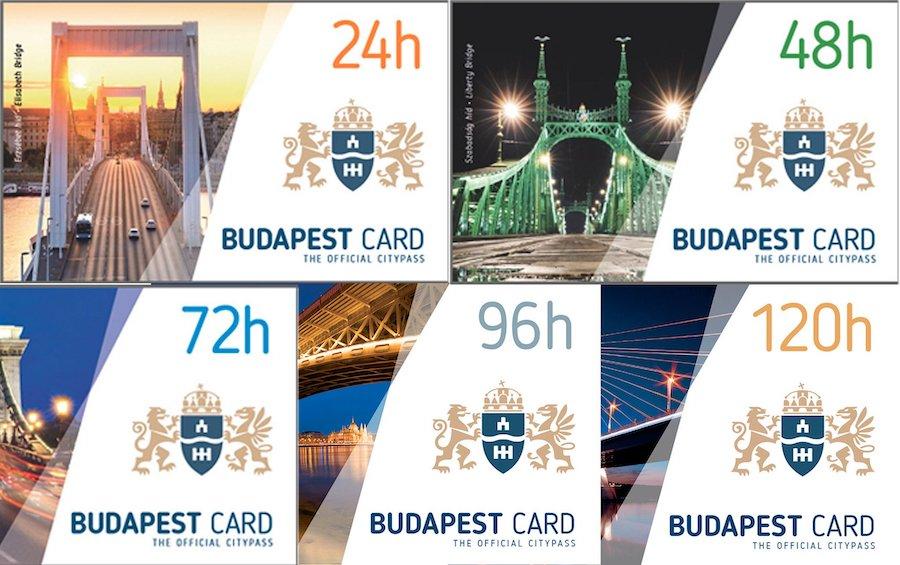 Budapest Card per risparmiare