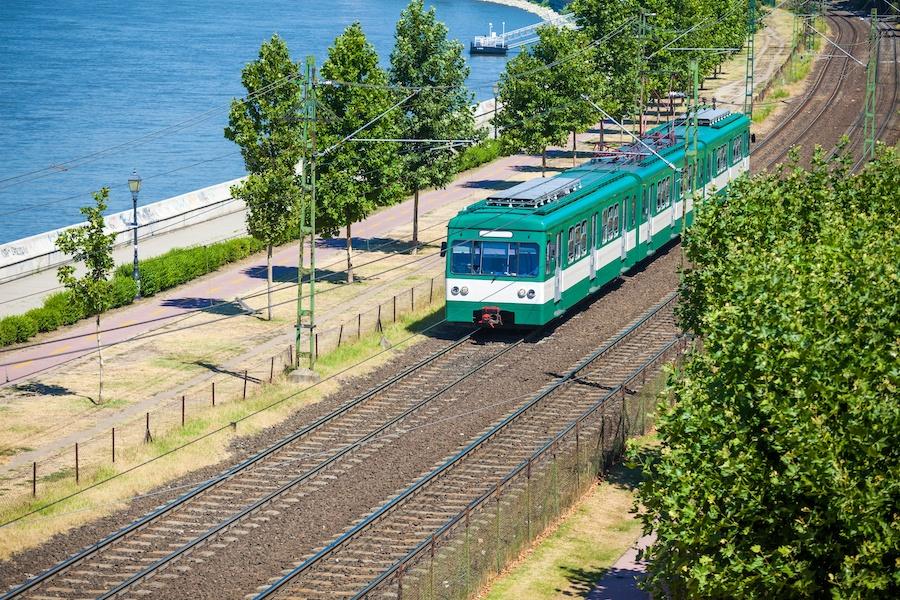 Treno Hev Budapest