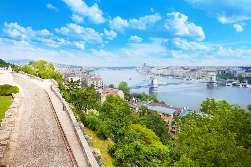 Colline di Buda, Budapest